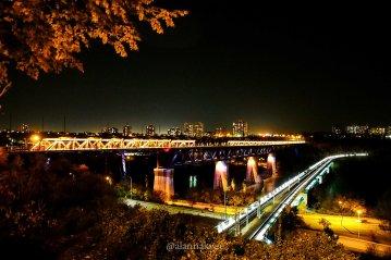 edmonton, high level bridge