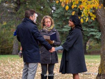 elopement, engagement, wedding