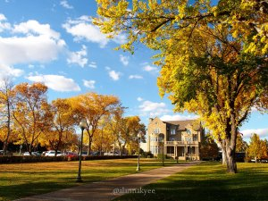 fall, edmonton, government house