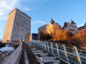 yeg, december, funicular, river valley