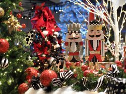 yeg, december, christmas, festival of trees