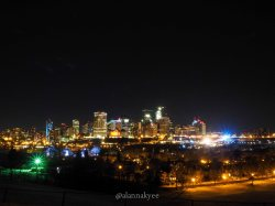 yeg, lookbook, march, night, skyline, redbull crashed ice